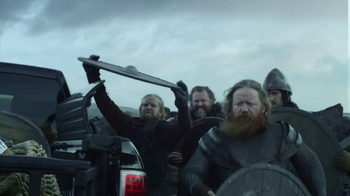 Ram Trucks TV Spot, 'Vikings: Rambox' - Thumbnail 1