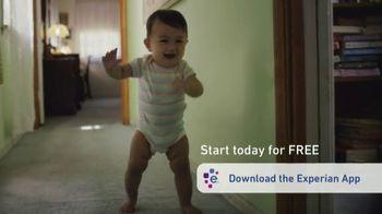Experian App TV Spot, \'Baby Steps\'