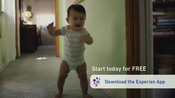 Experian App TV Spot, 'Baby Steps'