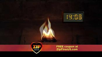 Zip Firestarters TV Spot, 'Warm Fireplace' - Thumbnail 3