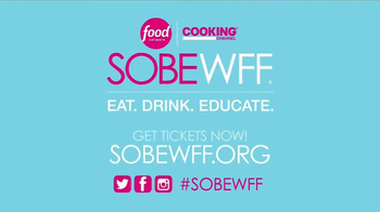 2017 South Beach Wine & Food Festival TV Spot, 'How's the Food?'