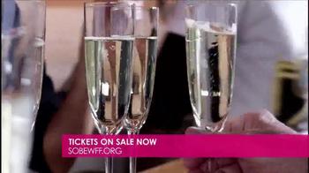 2017 South Beach Wine & Food Festival TV Spot, 'How's the Food?' - Thumbnail 4