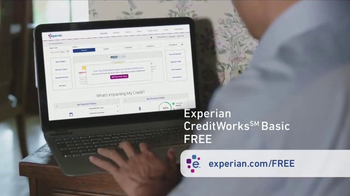 Experian CreditWorks TV Spot, 'Driving'