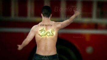 Dragon Pain Relief Cream TV Spot, 'Gente única' [Spanish]