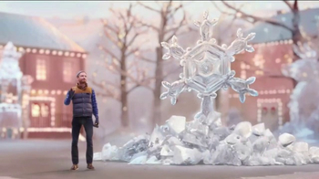 Happy Honda Days TV Spot, 'Snowflake: 2017 Accord LX' [T2] - 174 commercial airings