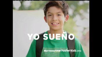 Mattress Firm Foster Kids TV Spot, 'Donación de juguetes' [Spanish] - 7 commercial airings