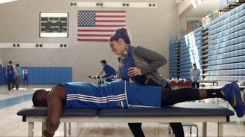 Verizon go90 App TV Spot, 'Basketball or Massage?' Featuring Draymond Green - Thumbnail 6