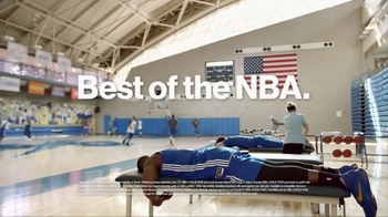 Verizon go90 App TV Spot, 'Basketball or Massage?' Featuring Draymond Green - Thumbnail 7