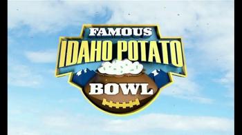 Idaho Potato TV Spot, 'Famous Idaho Potato Bowl' - Thumbnail 10