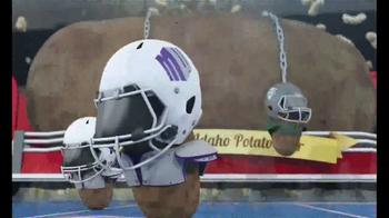 Idaho Potato TV Spot, 'Famous Idaho Potato Bowl' - Thumbnail 7