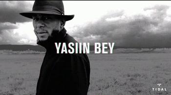 TIDAL TV Spot, 'Yasiin Bey: Apollo Theater'