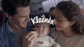 Kleenex TV Spot, 'Long Flight' - Thumbnail 6