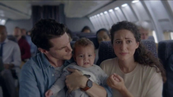 Kleenex TV Spot, 'Long Flight' - Thumbnail 1