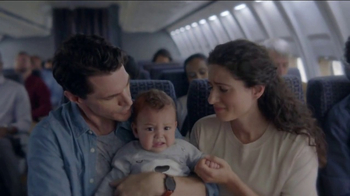 Kleenex TV Spot, 'Long Flight' - Thumbnail 2