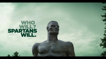 Michigan State University TV Spot, 'What Makes a Spartan a Spartan?' - Thumbnail 9