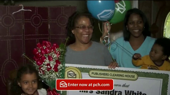 Publishers Clearing House TV Spot, '$5,000 a Week' Song by James Taylor - Thumbnail 1