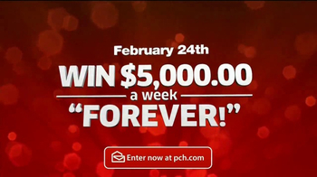 Publishers Clearing House TV Spot, '$5,000 a Week' Song by James Taylor - Thumbnail 9