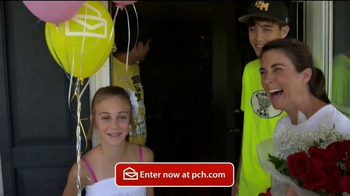 Publishers Clearing House TV Spot, '$5,000 a Week' Song by James Taylor