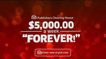Publishers Clearing House TV Spot, '$5,000 a Week' Song by James Taylor - Thumbnail 4