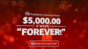 Publishers Clearing House TV Spot, '$5,000 a Week' Song by James Taylor - Thumbnail 5