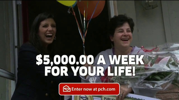 Publishers Clearing House TV Spot, '$5,000 a Week' Song by James Taylor - Thumbnail 6