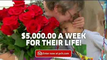 Publishers Clearing House TV Spot, '$5,000 a Week' Song by James Taylor - Thumbnail 7