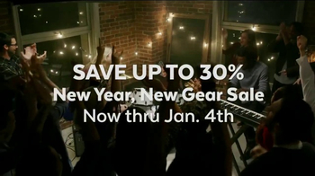 Guitar Center New Year, New Gear Sale TV Spot, 'Digital Piano and Mic' - Thumbnail 4
