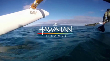 The Hawaiian Islands TV Spot, 'Paddling' Featuring Jimmy Walker - Thumbnail 1