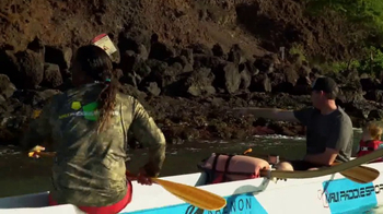The Hawaiian Islands TV Spot, 'Paddling' Featuring Jimmy Walker - Thumbnail 3