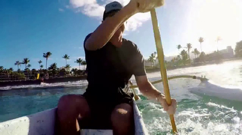 The Hawaiian Islands TV Spot, 'Paddling' Featuring Jimmy Walker - 59 commercial airings