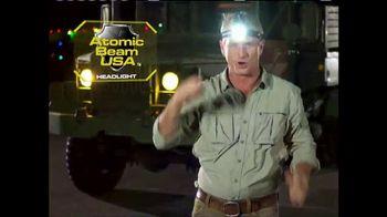 Atomic Beam Headlight TV Spot, 'No Ordinary Headlight' - Thumbnail 1