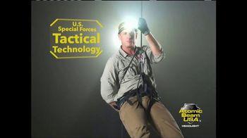 Atomic Beam Headlight TV Spot, 'No Ordinary Headlight' - Thumbnail 2