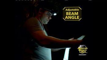 Atomic Beam Headlight TV Spot, 'No Ordinary Headlight' - Thumbnail 4