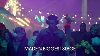 JBL Wireless TV Spot, 'Made for the Biggest Stage' Stephen Curry - 153 commercial airings