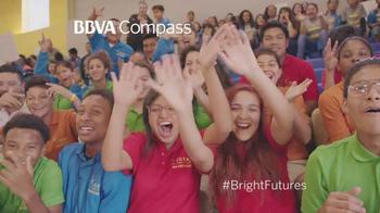 BBVA Compass TV Spot, 'Bright Futures' Featuring Kevin Durant - Thumbnail 2