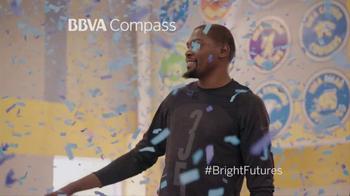BBVA Compass TV Spot, 'Bright Futures' Featuring Kevin Durant - Thumbnail 5
