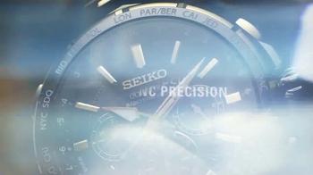 Seiko Coutura Radio Sync Solar TV Spot, 'Timekeeping' Feat. Jimmie Johnson - Thumbnail 5