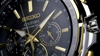 Seiko Coutura Radio Sync Solar TV Spot, 'Timekeeping' Feat. Jimmie Johnson - Thumbnail 6