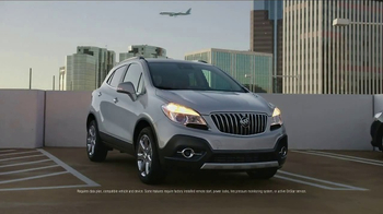 Buick Celebrate the Holidays TV Spot, 'Never Forget' Song by Matt and Kim - Thumbnail 3