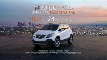Buick Celebrate the Holidays TV Spot, 'Never Forget' Song by Matt and Kim - Thumbnail 5