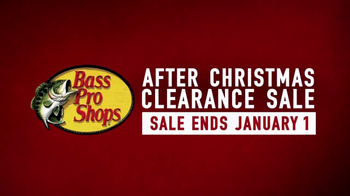 Bass Pro Shops After Christmas Clearance Sale TV Spot, 'Huge Savings' - Thumbnail 4
