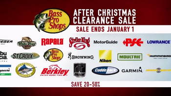 Bass Pro Shops After Christmas Clearance Sale TV Spot, 'Huge Savings' - Thumbnail 7