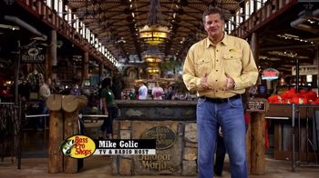 Bass Pro Shops After Christmas Clearance Sale TV Spot, 'Huge Savings' - 352 commercial airings