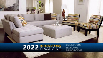 Rooms to Go TV Spot, '2022 Interest-Free Financing' - Thumbnail 5