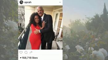 Weight Watchers TV Spot, 'Live Well, Lose Weight' Featuring Oprah Winfrey - Thumbnail 1