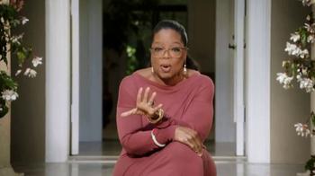 Weight Watchers TV Spot, 'Live Well, Lose Weight' Featuring Oprah Winfrey - Thumbnail 3