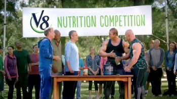 V8 Original TV Spot, \'V8 vs. Powdered Drink\'