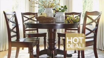 Ashley HomeStore New Year's Savings Bash TV Spot, 'Sofa & Dining' - Thumbnail 3