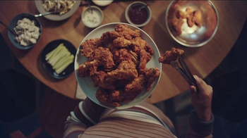 Amazon Echo Dot TV Spot, 'Alexa Moments: Chicken Wings' - Thumbnail 1