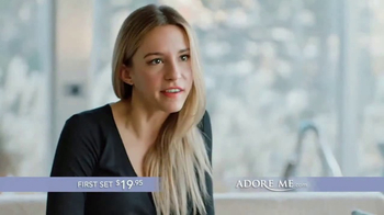 AdoreMe.com TV Spot, 'Exclusively Online' - Thumbnail 3